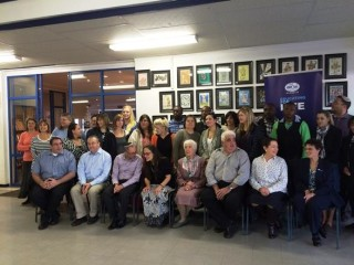 The Beverley Katz World ORT ITC Seminar 2015 held at King David Primary School Linksfield.