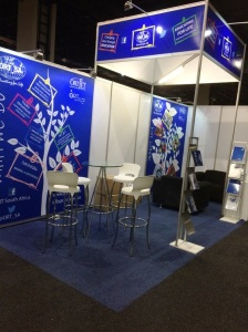 Expo stand ready 2