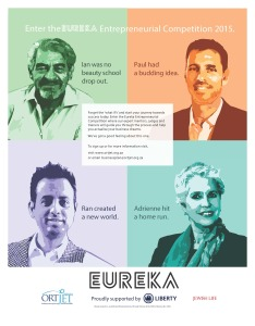 Eureka 2015 Competition Poster