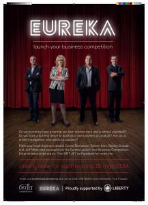 Eureka 2014 poster