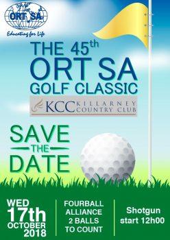 45th ORT SA Golf Classic @ Killarney Country Club | Johannesburg | Gauteng | South Africa