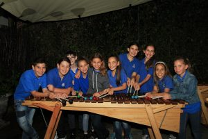 Kind David Linksfield Marimba Band