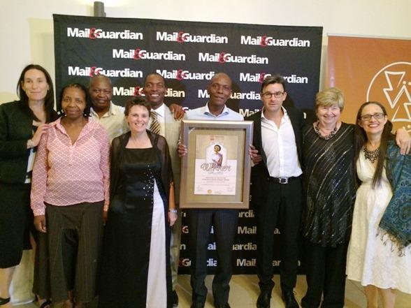M&G Awards Evening