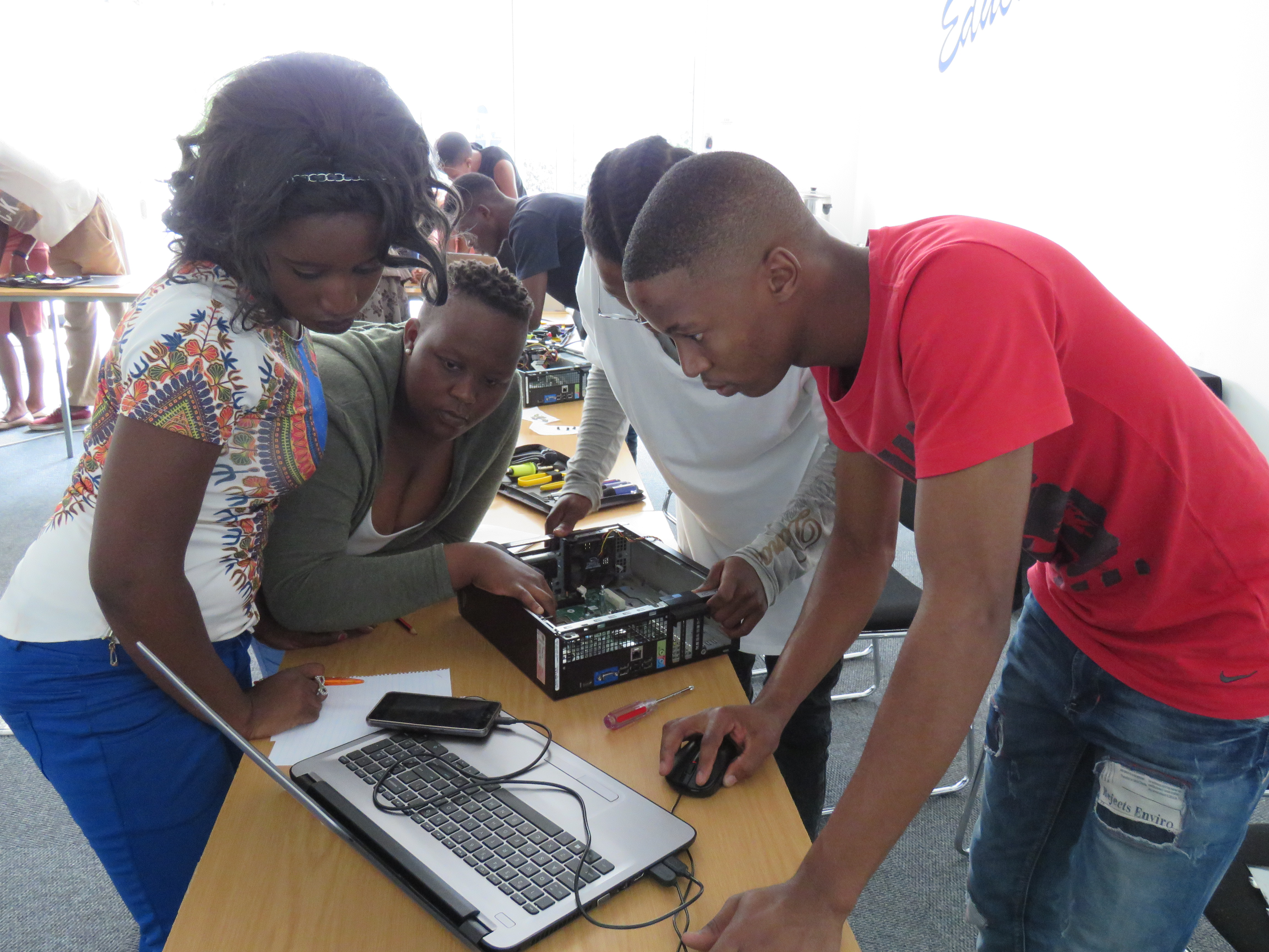 JOIN ORT SOUTH AFRICA TO PROVIDE OPPORTUNITIES FOR OUR YOUTH