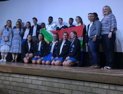 ORT SA YOUTH CLUB LAUNCHED FOR HIGH SCHOOL STUDENTS