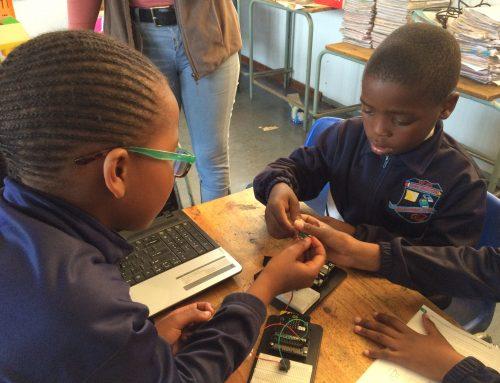 SA develops coding, robotics curricula for Grade R-9- article