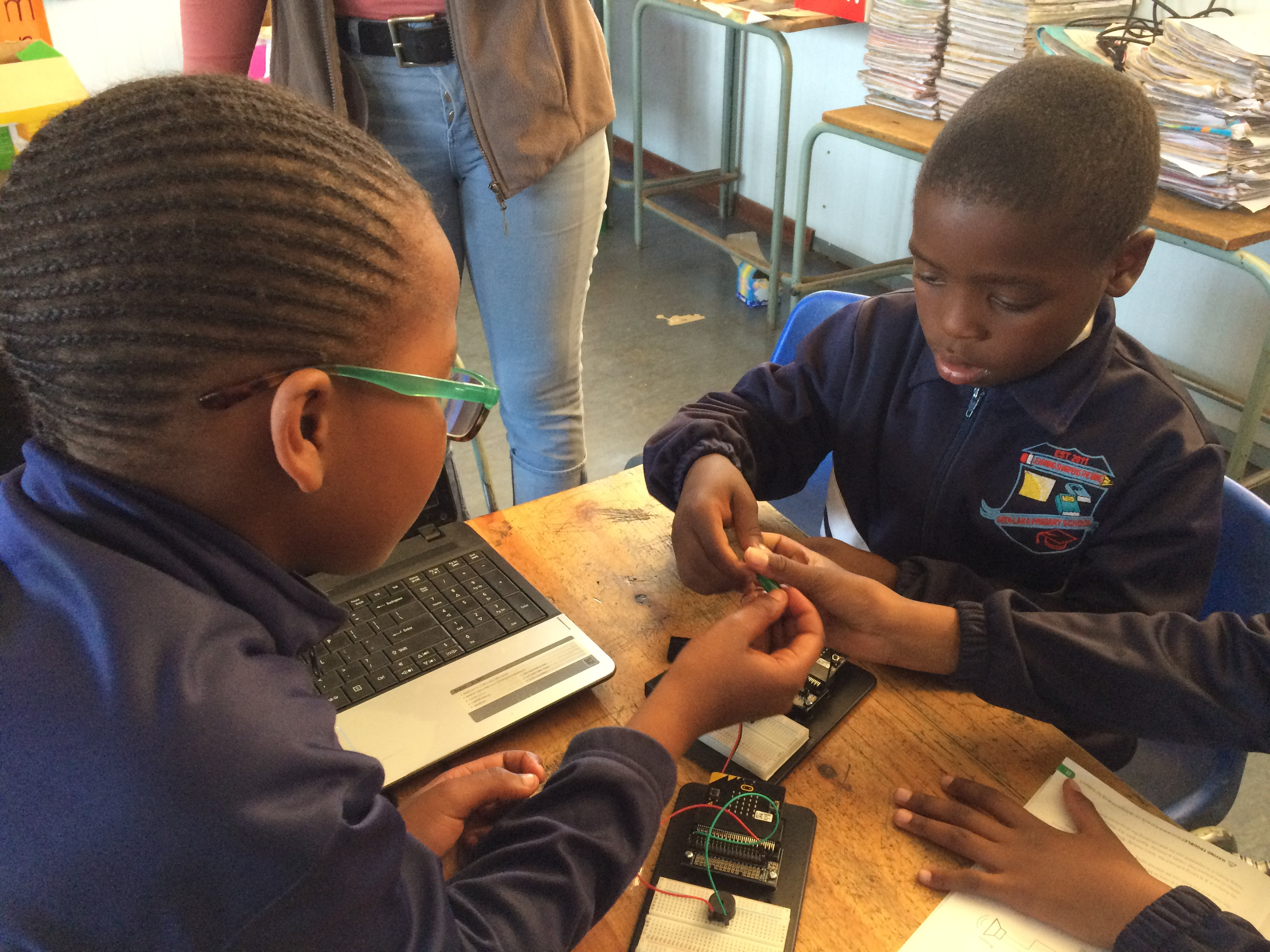 SA develops coding, robotics curricula for Grade R-9- article